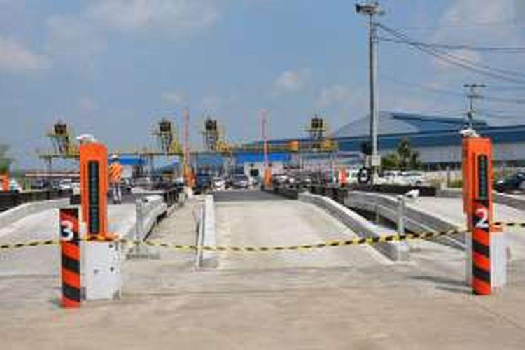 Salah satu area yang ada di dalam area PT KTM, Lamongan.