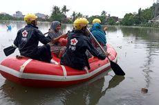 Banjir di Ciledug, Tangerang, Satu Orang Meninggal