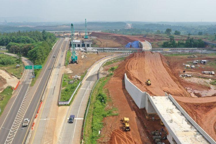 Pembangunan Tol Japek II