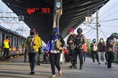 Soal Penumpang KRL Wajib Tunjukkan Surat Tugas, Walkot Bekasi Tunggu Aturan DKI Jakarta