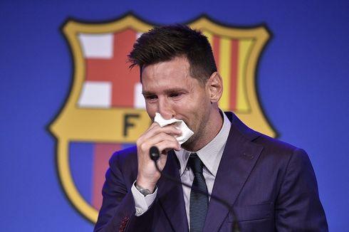 Tisu Bekas Ingus Lionel Messi Dijual dengan Harga Rp 14 Miliar