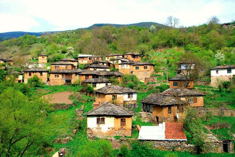 Desa Gostusa di Serbia.