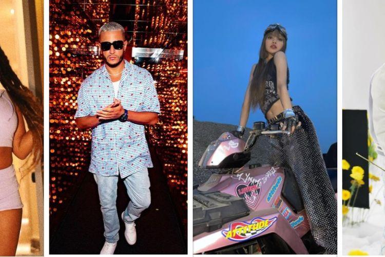 Lisa Blackpink, Ozuna, Megan Thee Stallion, dan DJ Snake berkolaborasi.