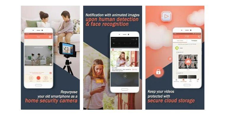 Aplikasi AtHome Camera