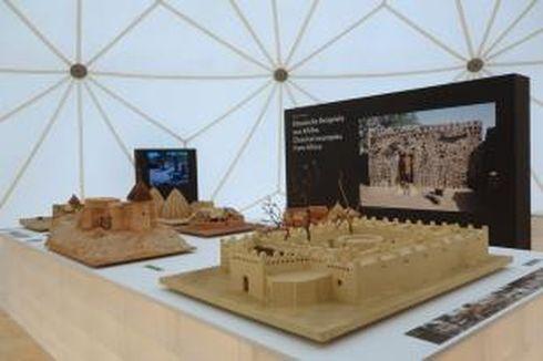 Rumah Tradisional Nias dan Sumatera Dipamerkan di Jerman
