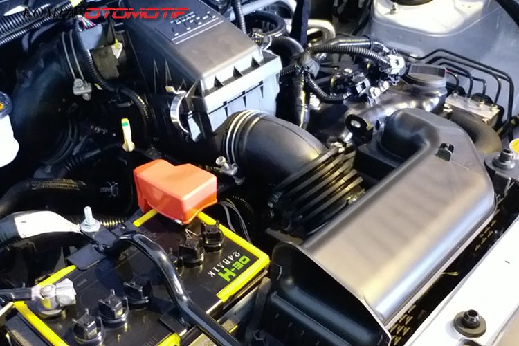 Daihatsu Xenia pakai mesin 1.500 Dual VVT-i milik Toyota Avanza