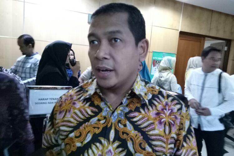 Ketua DepartemenPemenanngan Pilkada Jabar Banten Dewan Pimpinan Pusat (DPP) PKS, Budi Prajogo mengatakan, partainya tengah intensmenjalin koalisi dengan Partai Demokrat untuk Pilkada Tangerang Selatan (Tangsel) 2020. Hal tersebut dikatakan Budi saat berada di Pemkot Tangsel, Jumat (13/3/2020)