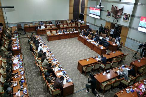Pimpinan KPK Mendadak Temui Komisi III, Raker dengan Kejagung Ditunda 1,5 Jam