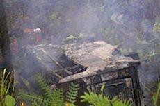Bus Zahra Masuk Jurang dan Terbakar, 16 Orang Dikabarkan Tewas