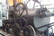 Sejarah Kereta Api di Dunia, Penemu dan Perkembangannya