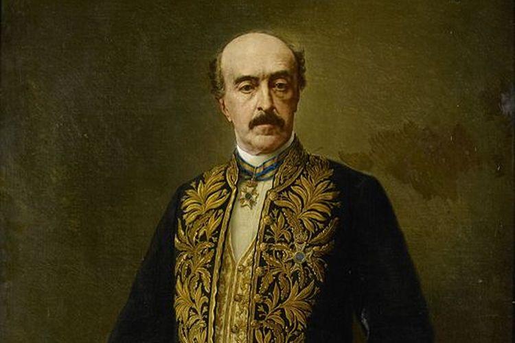 Gubernur Jenderal Hindia Belanda Otto van Rees