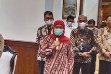 HUT Ke-76 Provinsi Jatim, Khofifah Serukan Warga Bangkit dari Hantaman Pandemi Covid-19