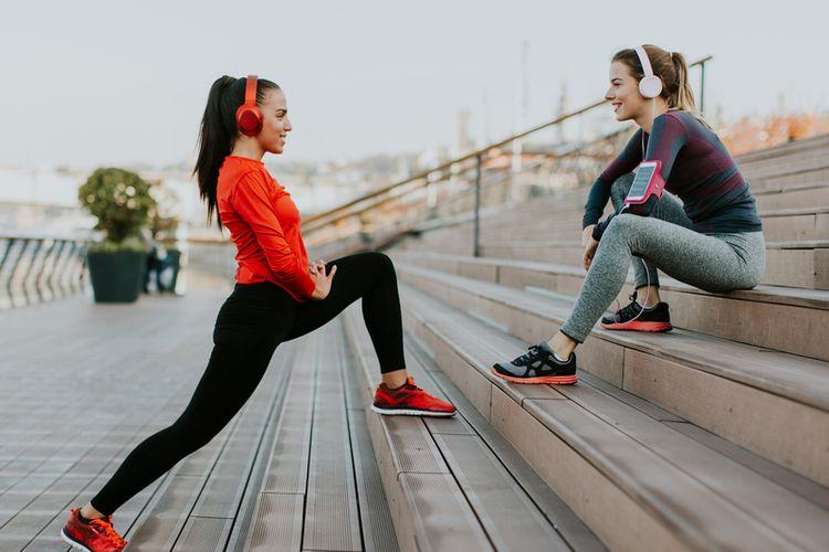 Beragam Olahraga Ringan dan Manfaatnya bagi Tubuh Halaman all - Kompas.com