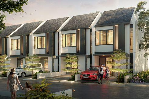 Rumah Tipe 53 Meter Persegi di Barat Jakarta Ditawarkan Rp 1 Miliaran
