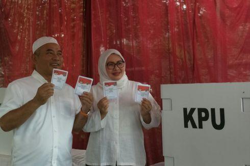 Rahmat Effendi Unggul di TPS Tempatnya Mencoblos