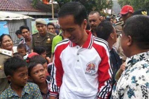 Diminta Jokowi Nyanyi Lagu Nasional, Anak Ini Pilih Joget Bang Jali