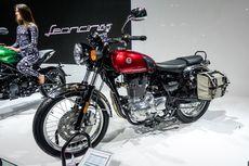 Benelli Imperiale 400 Meluncur di IIMS Motobike 2019