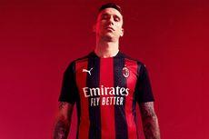Jersey Kandang AC Milan yang Terinspirasi Arsitektur Kota