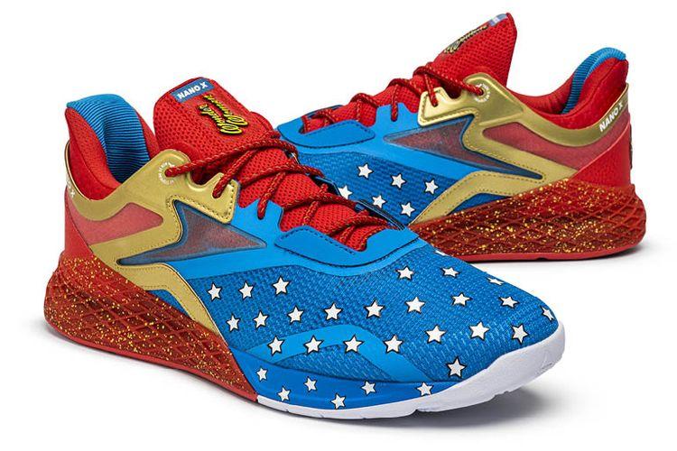 Reebok Nano X Wonder Woman