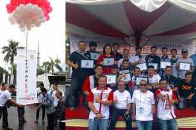 Indonesia City Club (ICC) buka koordinasi wilayah baru, Tangerang, dalam acara aksi sosial yang dihadiri oleh Wakil Walikota Tangerang H. Sachrudin.