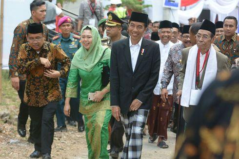 Jokowi: Saya Diingatkan Presiden Afghanistan agar Jangan Ada Perpecahan