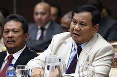 Prabowo Sebut Pelanggaran Batas Wilayah Tak Hanya Dilakukan China