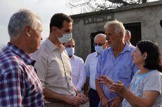 Kebakaran Hebat di Suriah, Bashar Al Assad Deklarasikan Bencana Nasional