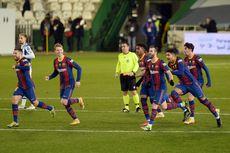 Jadwal Liga Spanyol Malam Ini, Kans Barcelona Tempel Real Madrid