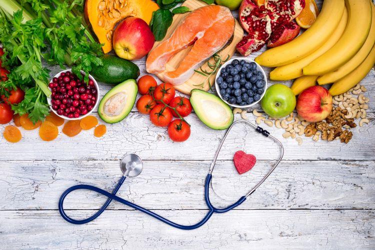 Hasil gambar untuk pola makan sehat