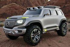 Mercedes-Benz Siapkan Crossover Seri GLB