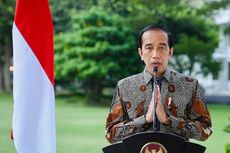 Jokowi: Selamat Hari Raya Nyepi, Terima Kasih Sudah Patuhi Protokol Kesehatan