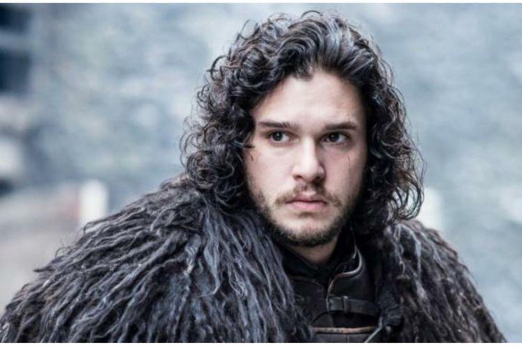 Kit Harington pemeran Jon Snow dalam Game of Thrones.
