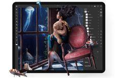 Adobe Rilis Aplikasi Photoshop Khusus iPad