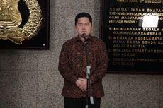 Erick Thohir: Banyak yang Perkirakan Indonesia Runtuh saat Pandemi Covid-19