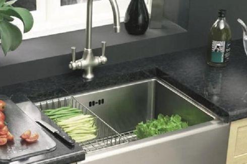 Agar Dapur Tak Jadi Sarang Penyakit