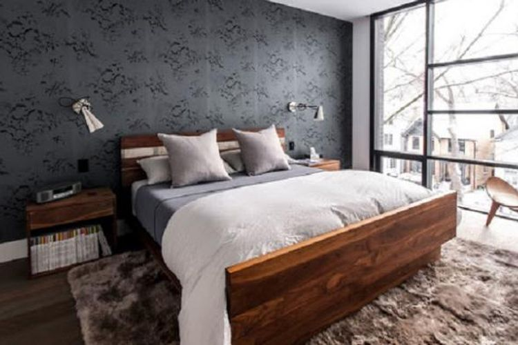 Cobalah membayangkan kamar hotel terbaik yang pernah Anda datangi. Adopsi kemewahan hotel-hotel tersebut.