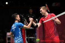Dukungan Axelsen bagi Anthony Ginting di Semifinal BWF World Tour Finals 2019