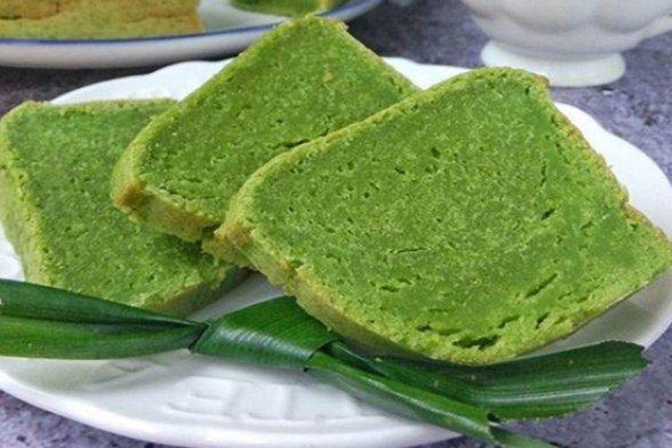 Bolu Kojo khas Palembang