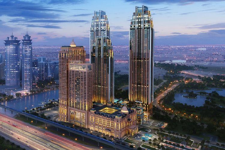 Al Habtoor Citys Noora Tower