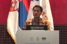 Kerja Sama Antar Parlemen Penting untuk Penguatan Hukum Internasional