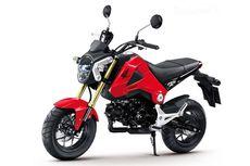 Honda MSX 125, Motor Mungil yang Digemari Orang Dewasa