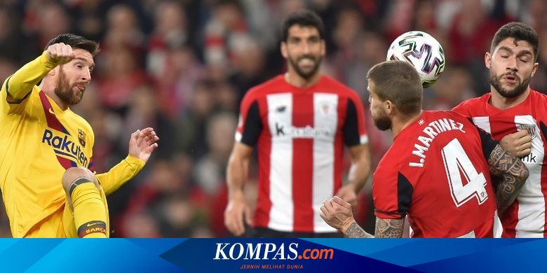 Link Live Streaming Barcelona Vs Athletic Bilbao, Kickoff 03.00 WIB