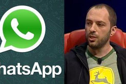 Dibeli Facebook, WhatsApp Janji Tidak Berubah