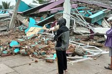 UPDATE BNPB: Korban Meninggal Dunia Gempa Majene Jadi 73 Orang, 27.850 Warga Mengungsi