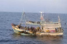 Dua Kapal Vietnam Kembali Tertangkap Mencuri Ikan di Perairan Natuna