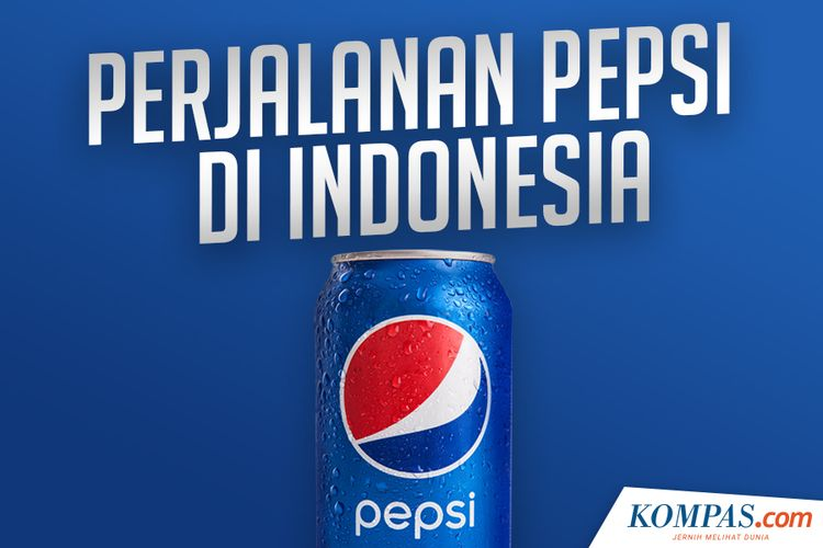 Perjalanan Pepsi di Indonesia