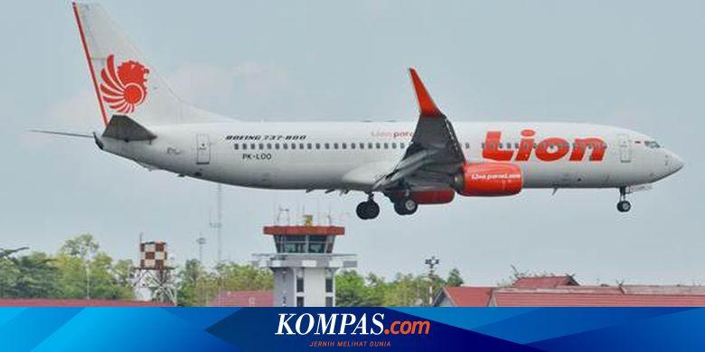 Setelah Garuda Indonesia, Kini Giliran Lion Air PH