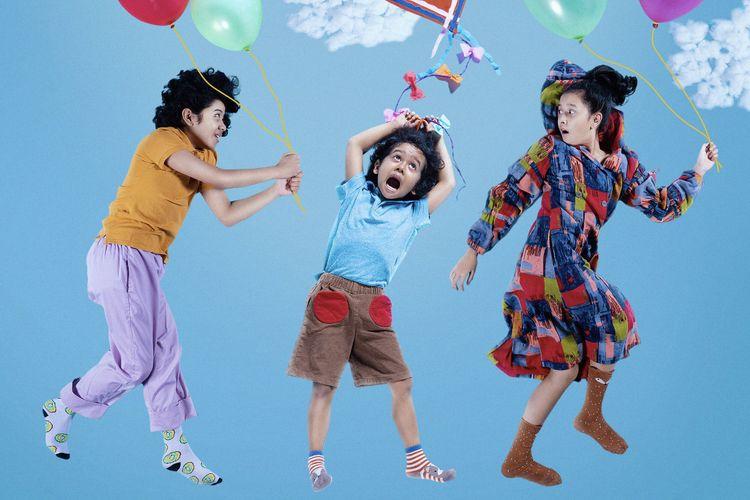 Anak-anak Widi Mulia dan Dwi Sasono rilis single Piknik yang dicipta oleh Widuri.