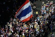 Pendemo Thailand Biarkan Kantor Polisi dan Rumah Sakit Beroperasi