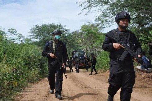 Kontak Senjata dengan MIT di Poso, Satu Anggota Brimob Polda Sulteng Gugur